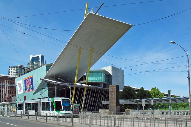 Royal Exhibition Building (REB)