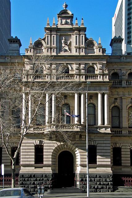 Law Courts (Supreme Court)