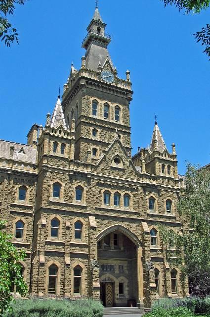 University of Melbourne ranks highest in Australia