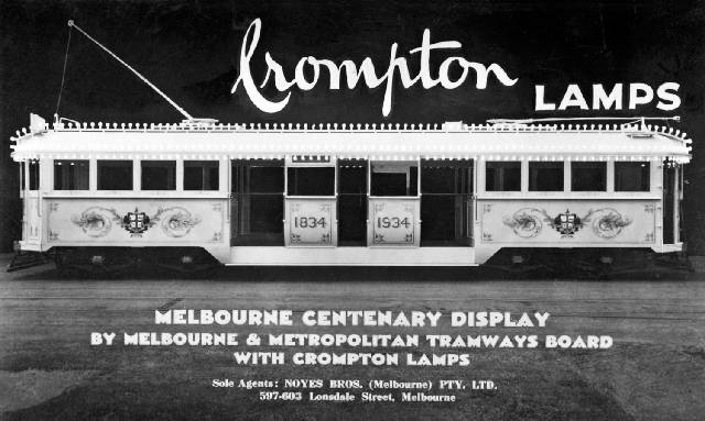 1934-1935 Centenary of Melbourne and Victoria