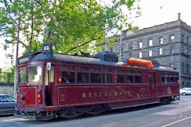 Prochaine destination : Melbourne (Australie) Restaurant