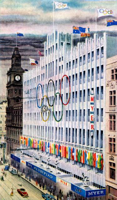 Melbourne 1956, The XVI Olympiad