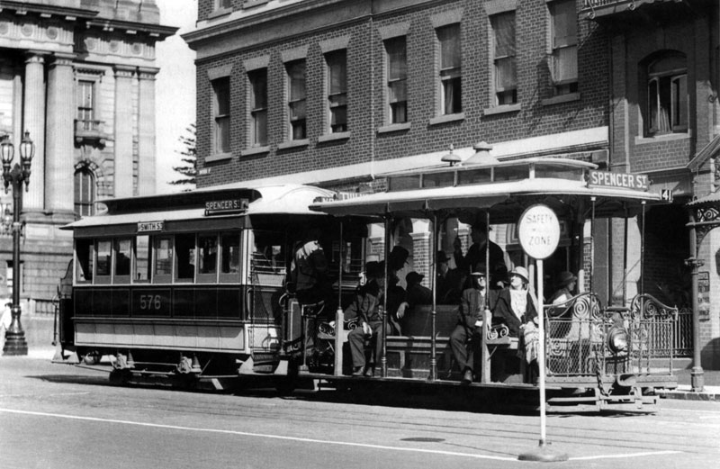 Melbourne's Trams