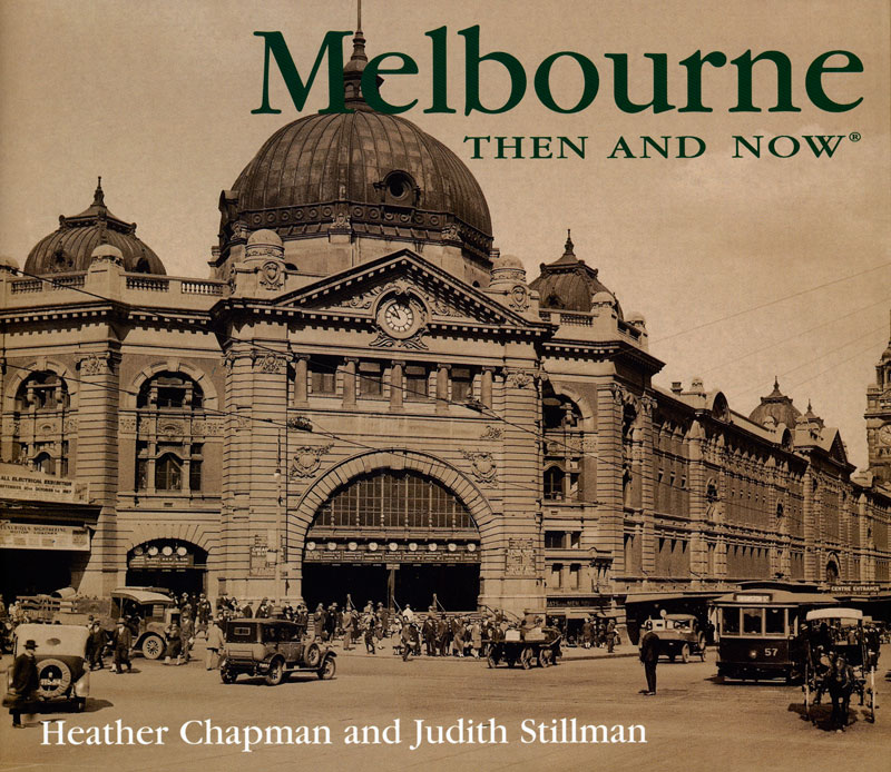 Melbourne is a mix of nineteenth century architecture, glass towers and