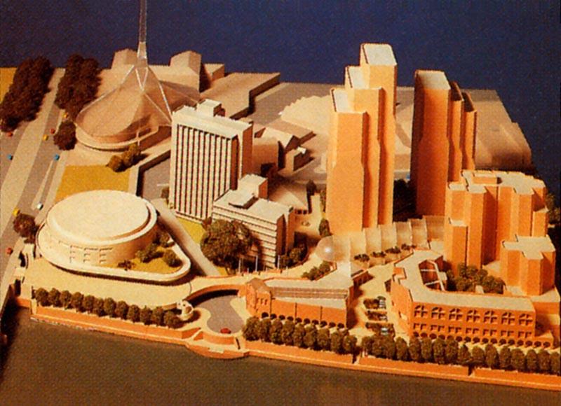 Melbourne's Never Built